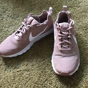 Peachy/Nude Nike Sneakers